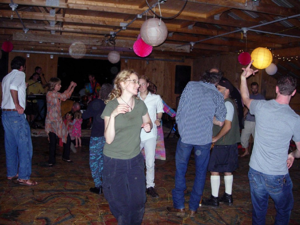 Dance in Activity Barn
